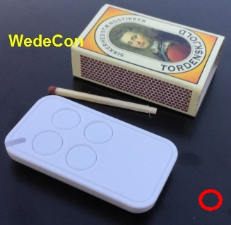 Customized Bluetooth Remote Contol