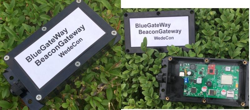 BlueGateway SensorGateWay BeaconGateWay  BLE2MQTT